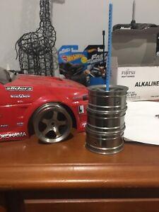 Rc car wheels aluminium