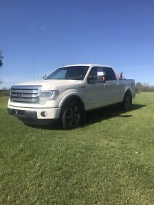 2014 ford f150 platinum