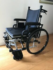 Invacare Wheelchair With Tilt Feature