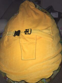 Winnie The Pooh Bean Bag Baby Carrier