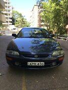 1997 Mazda Astina 323 Sedan BA11P3 Roseville Chase Ku-ring-gai Area Preview