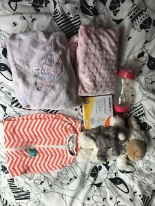 0-3 month baby girl bundle.