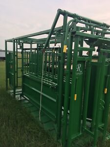 Cattle Handling Facilities