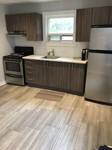 3 bed town Short term FURNISHED rental - James St N a