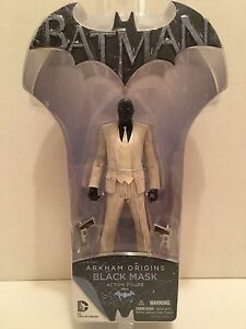 BATMAN BLACK MASK ACTION FIGURE