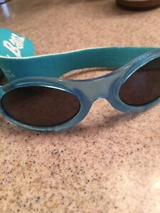 Baby Banz Adventure Sunglasses, Pacific Blue, 0-2 Years