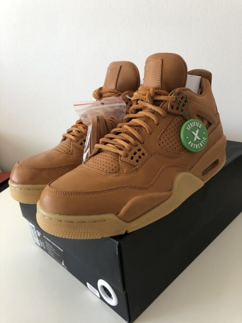 b239bc7389d3 Air Jordan 4 Ginger Wheat US9.5 DS 100% authentic Nike StockX ...