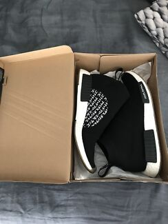 Adidas City Sock NMD United Arrows & Son 'Mikitype' US12