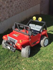 Fisher-Price Power Wheels Jeep