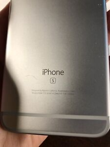 iPhone 6S Bell Phone