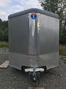 2009 Enclosed trailer for sale !