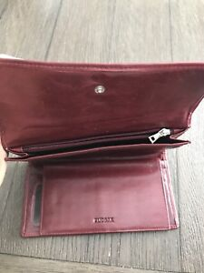 Rudsack purse and wallet