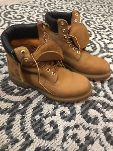 Original Timberland Leather boots