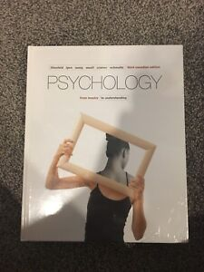 Psychology: From Inquiry to Understanding Textbook
