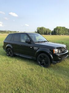2013 Range Rover Sport HSE - buy with bitcoin!