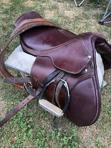 English Saddle and Tack