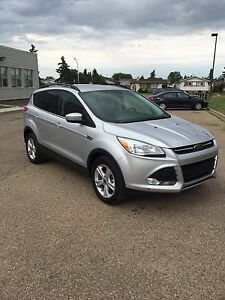 2014Ford Escape SE Leather Hi seats 4WD NAV