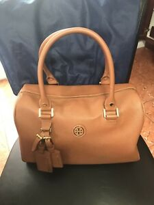 Tory Burch Robinson Satchel Bag