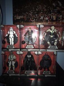 Star Wars Elite Limited Figures