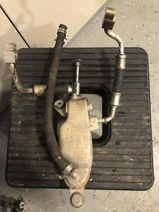 2010 Yamaha YZ250F Parts - Oil Tank & Lines