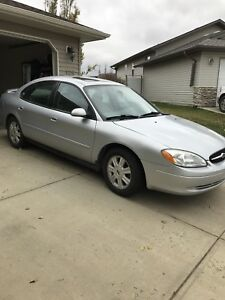 """2003 Ford Taurus """"Great first car!"""" Low kms"""