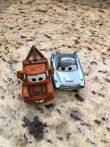 Disney Cars 2 Appmates (Mater & Finn McMissile) for iPad