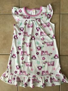 Gymboree girls size 5-6 nightgown