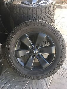 2014 f150 rims and tires