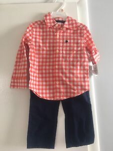 Boy 24 months and 2T brand new outfits