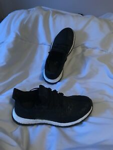 Adidas Boosts Running Shoe 9.5 Men  Bought them for $140