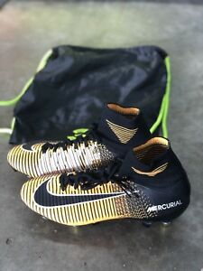 Nike Mercurial Vapor Superfly SG size 8.5US