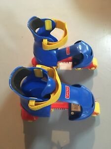 Patins Fisher price
