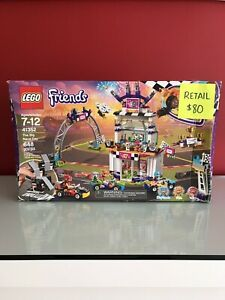 Lego Friends - the big race day 41352