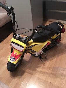 Pocket bike électrique