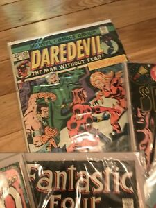 28 Old and Awesome Comics!!