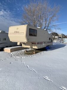 1987 Terry 5th Wheel