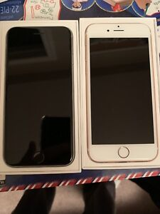 Selling two used iPhone 6s