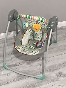 Baby rocker with sound Baldivis Rockingham Area Preview