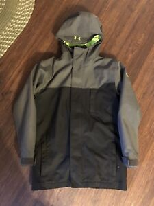 Boys 3 in 1 under armour winter jacket