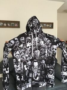 Horror sweater