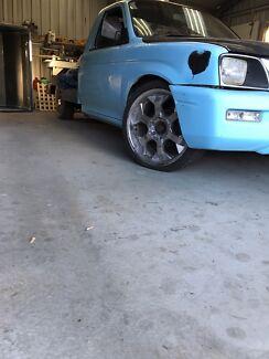 1997 Mitsubishi Triton