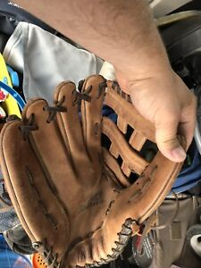 Right hand catch glove