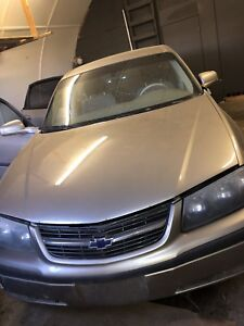 2001 Impala price reduced for quick sale