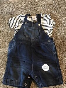 Brand new 3-6 month boy outfit