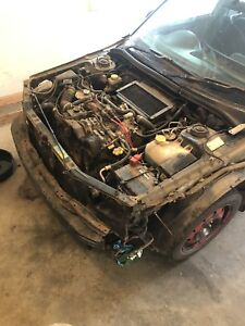 Parts car need gone!! 97 Subaru STB forester