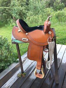 15barrel Saddle   Kijiji in Alberta  - Buy, Sell & Save with