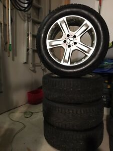 Deal!!! 245/60/18 Mags & Tires Winter ❄️ Hiver ML