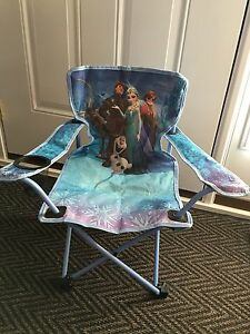 Frozen Princess Folding Chair
