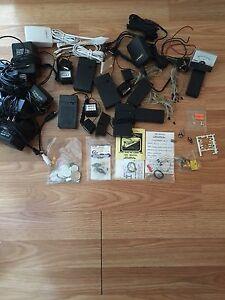 Box of hobby stuff