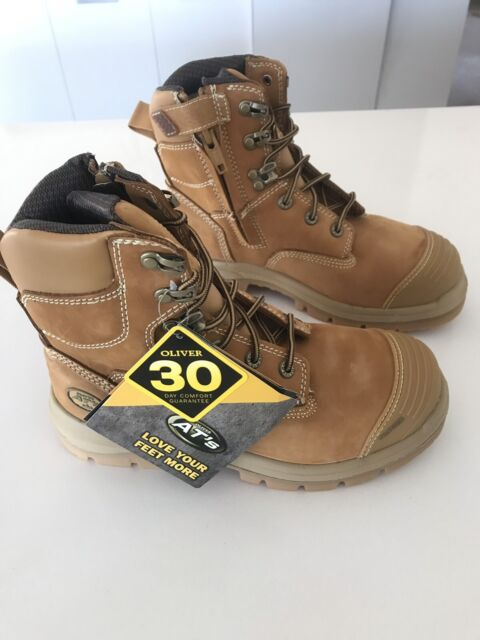 acb4acd9f3a Oliver AT's work boots. NEW. Size 7.5. | Men's Shoes | Gumtree ...
